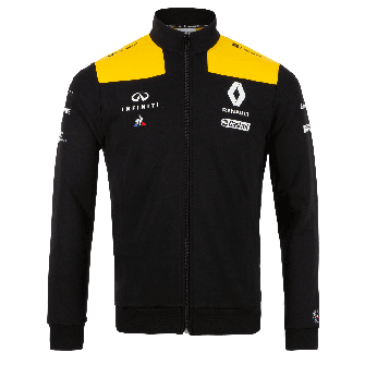 RENAULT F1® TEAM 2019 men's sweater - black