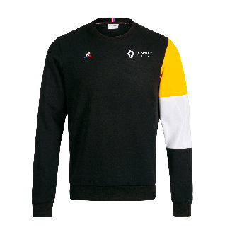 RENAULT F1® TEAM fan men's sweat - black