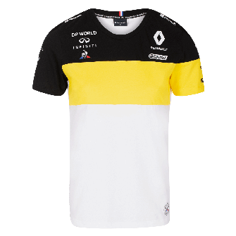 RENAULT DP WORLD F1® TEAM 2020 women's t-shirt - white