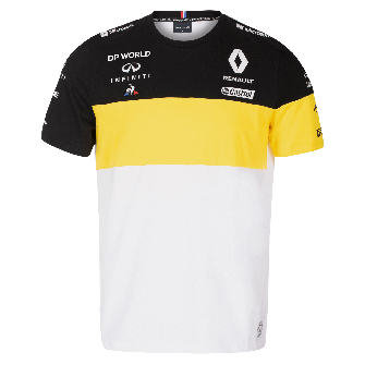 RENAULT DP WORLD F1® TEAM 2020 men's t-shirt - white