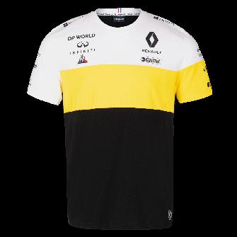 RENAULT DP WORLD F1® TEAM 2020 kids t-shirt black