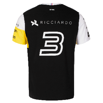 RENAULT DP WORLD F1® TEAM 2020 #3 Ricciardo kid's t-shirt