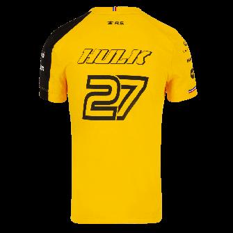 RENAULT F1® TEAM 2019 women's t-shirt - Hülkenberg