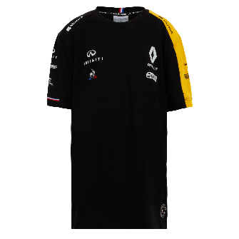 RENAULT F1® TEAM 2019 kid's t-shirt - black