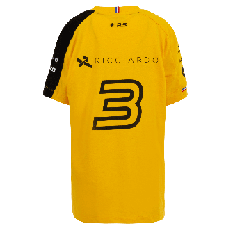 RENAULT F1® TEAM 2019 kid's t-shirt - Ricciardo