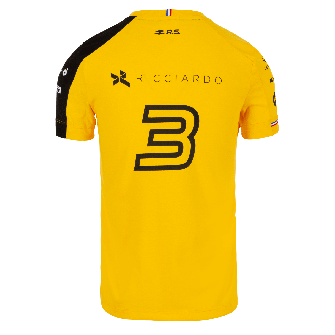 RENAULT F1® TEAM 2019 women's t-shirt - Ricciardo