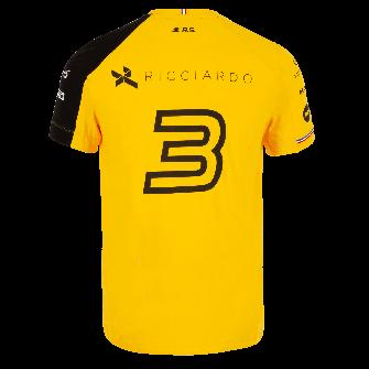 RENAULT F1® TEAM 2019 men's t-shirt - Ricciardo