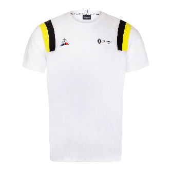 RENAULT F1® TEAM 2020 fan men's T-shirt - White