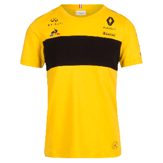 RENAULT SPORT FORMULA ONE™ Team 2018 women's t-shirt - yellow