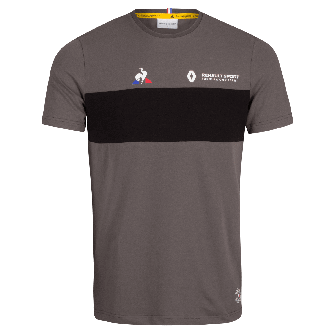 RENAULT SPORT FORMULA ONE™ Team 2018 men's Technical t-shirt - grey