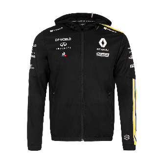 RENAULT DP WORLD F1 TEAM 2020 jacket - black