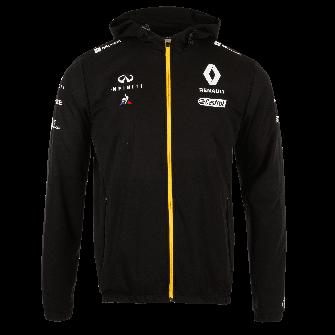 RENAULT F1® TEAM 2019 rain jacket - black
