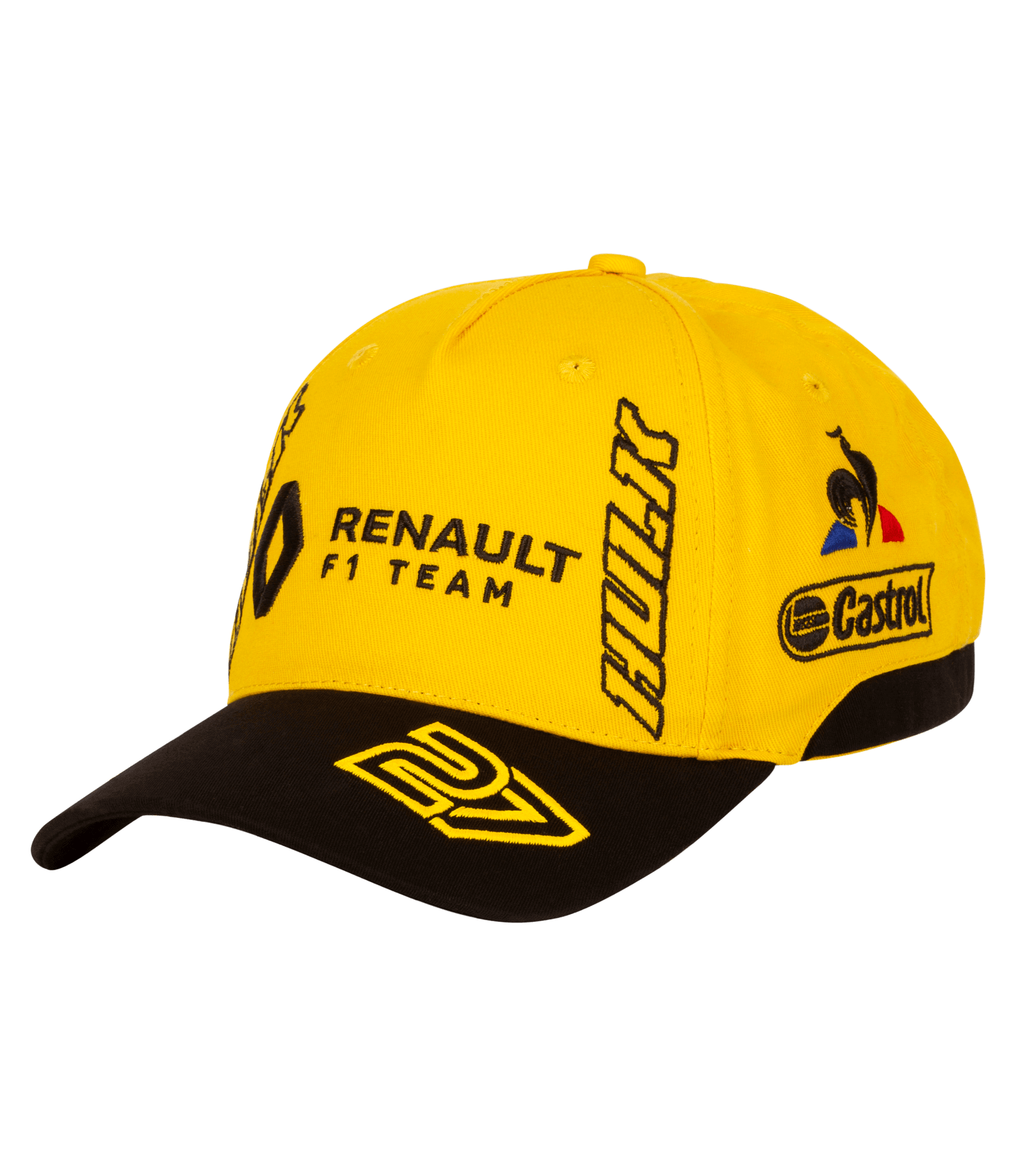 casquette renault f1 team 2019 h lkenberg site officiel. Black Bedroom Furniture Sets. Home Design Ideas