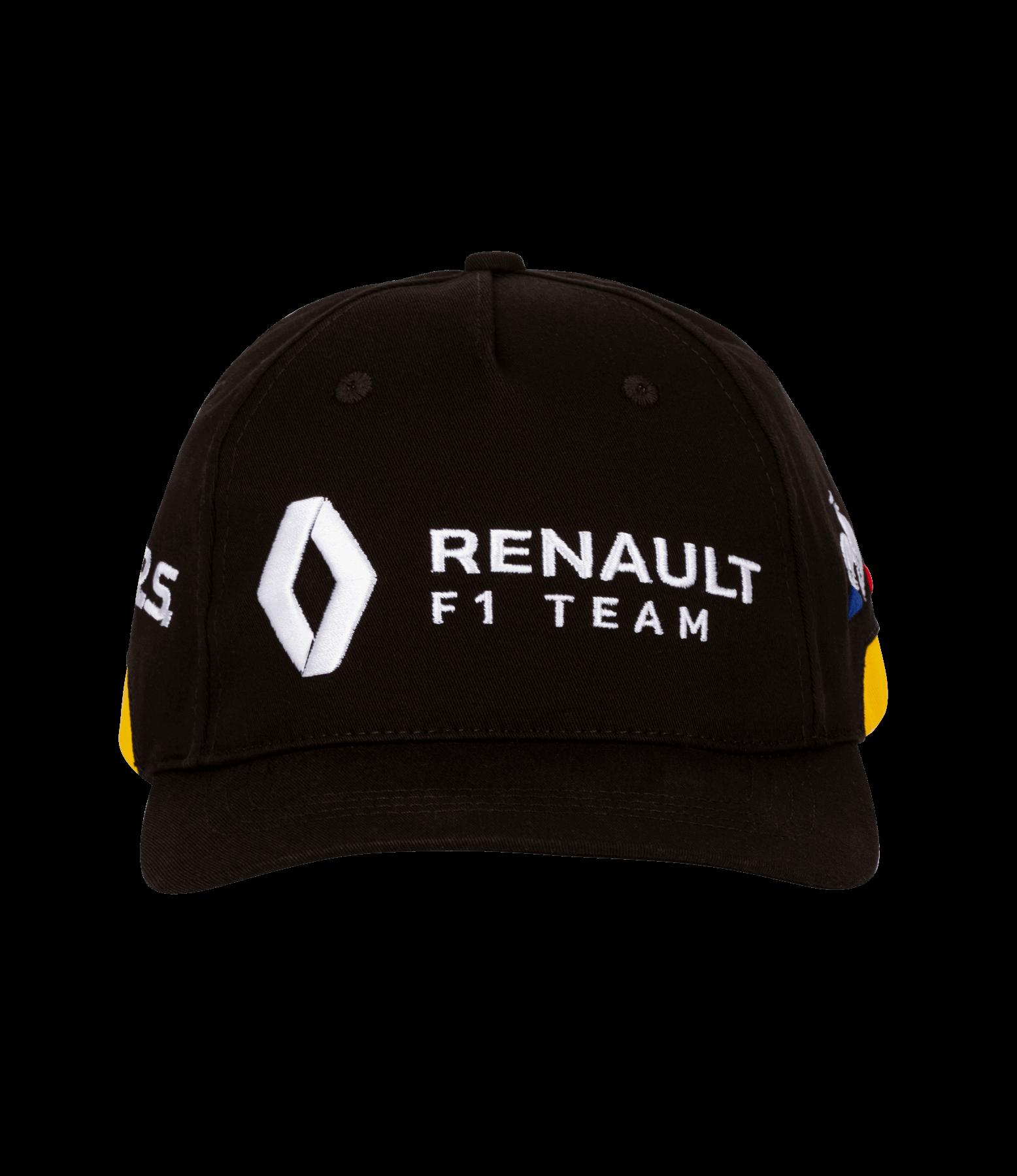 nouveaux styles 0dcb4 b17e6 Casquette RENAULT F1® TEAM 2019 noire - Site Officiel RS F1