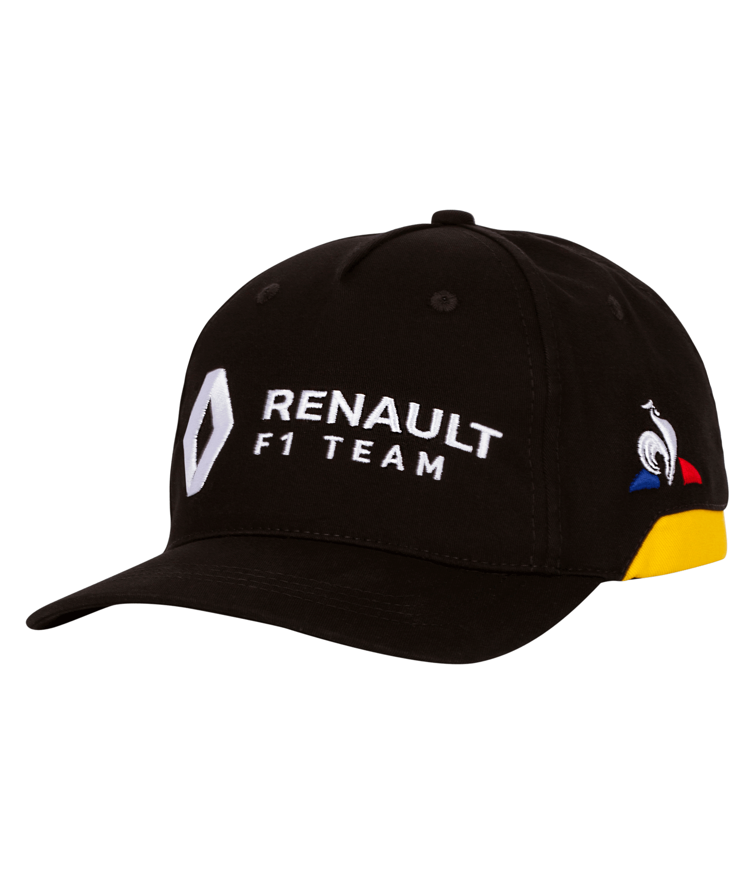 casquette renault f1 team 2019 noire site officiel rs f1. Black Bedroom Furniture Sets. Home Design Ideas