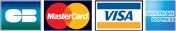 Bank card logo