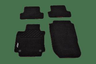 Tapis de sol textile R.S. CLIO IV (DAG)