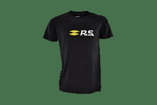 T-shirt RENAULT SPORT noir pour homme