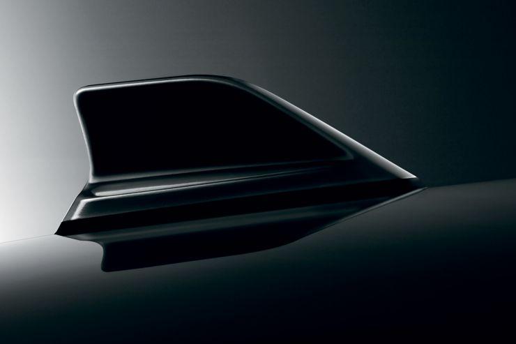 Antenne Requin Noir étoile Pour Clio Iv Et Megane Iv Store Officiel R S Performance