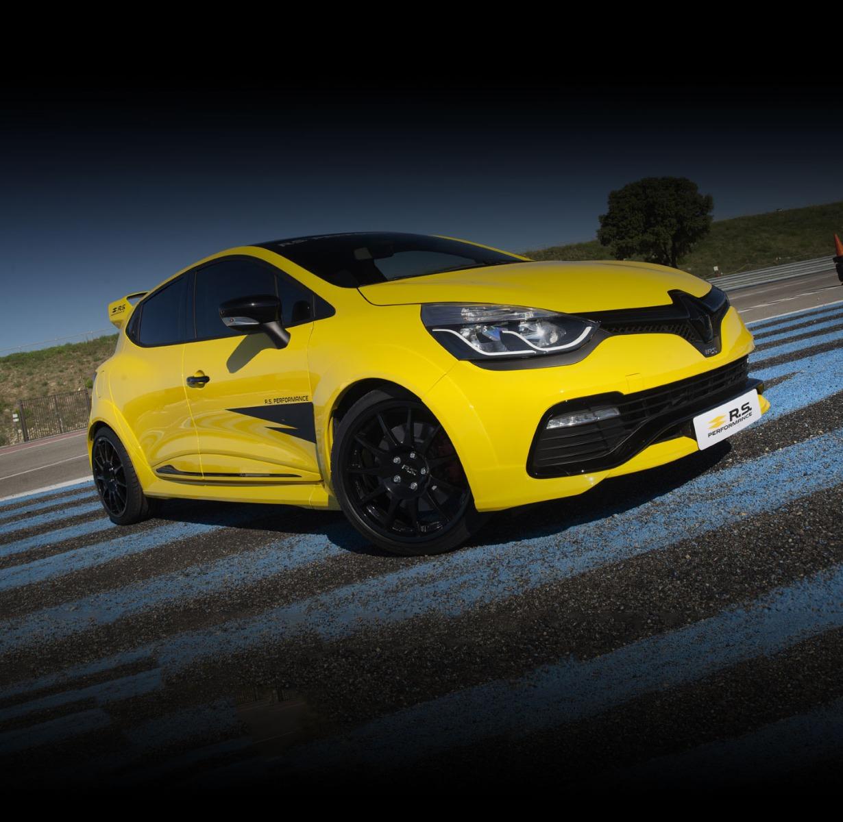 Renault Sport: Body Kit R.S. Performance Édition Limitée
